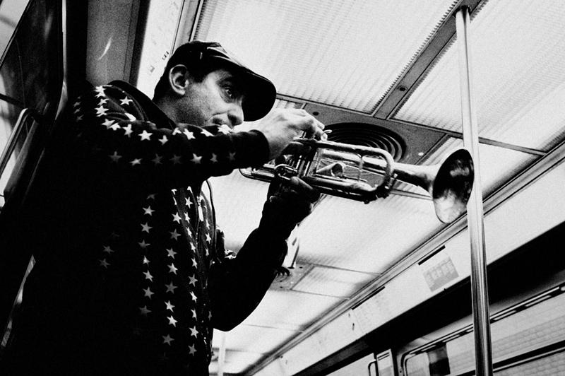 trumpet player ©2010 Mikko Aaltonen