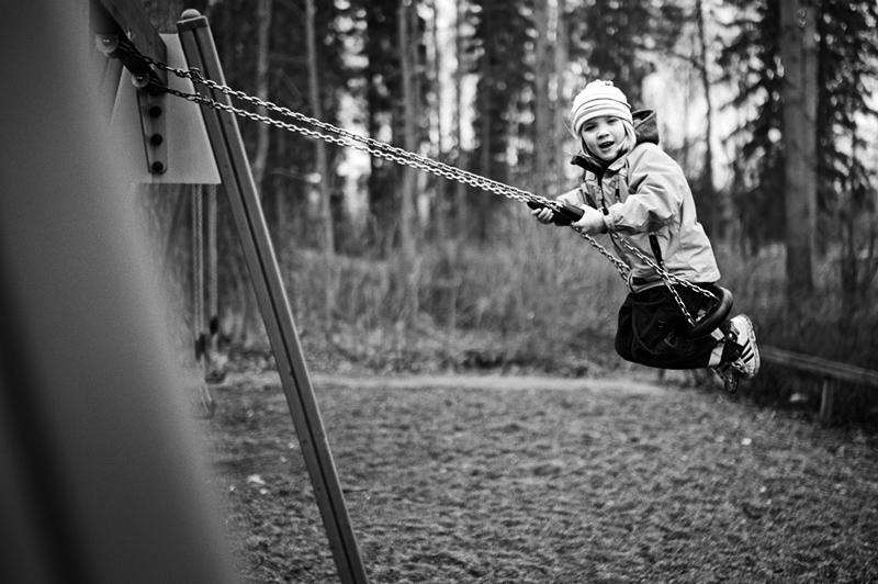 swinging ©2010 Mikko Aaltonen