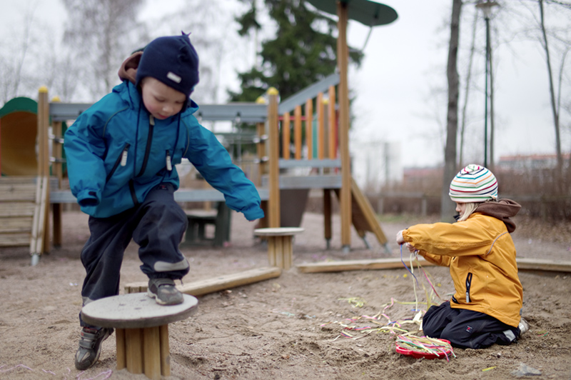 at the playground ©2010 Mikko Aaltonen